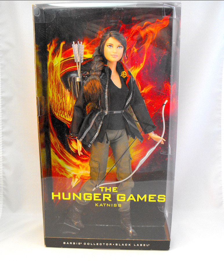 Hunger Games Katniss Doll