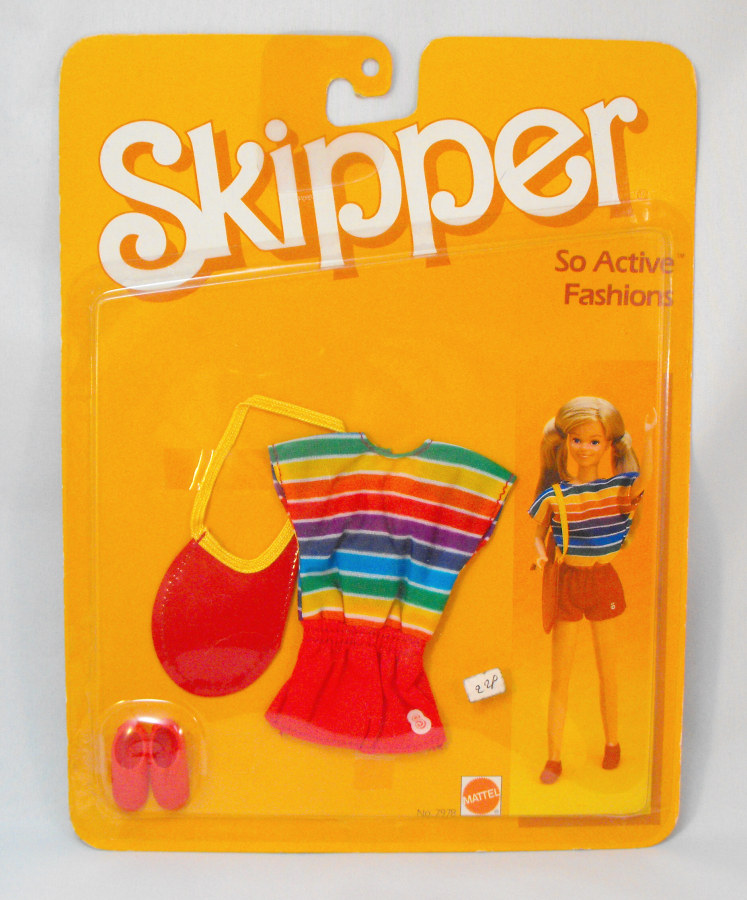 Skipper -  So Active Fashions Set (7978)