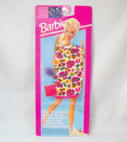 Barbie - Sleep 'N Fun Fashions Set
