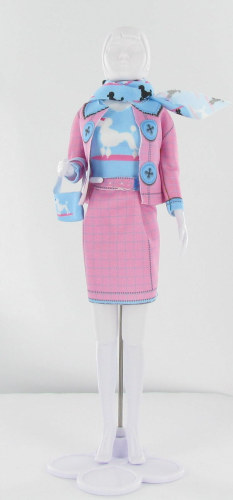 Dress Your Doll - Jacky Poodle