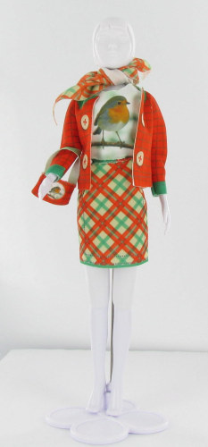 Dress Your Doll - Jacky Robin