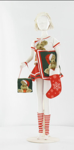 Dress Your Doll - Tiny Christmas