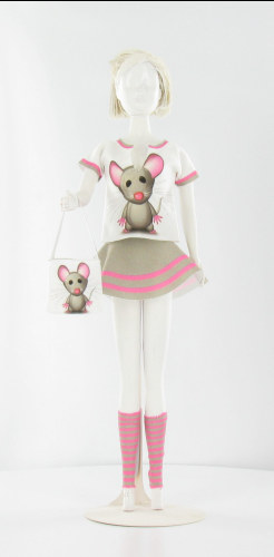 Dress Your Doll - Tiny Mouse