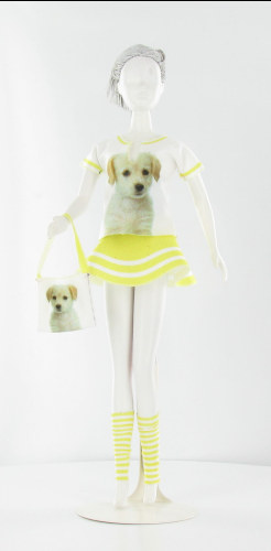 Dress Your Doll - Tiny Puppy