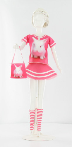 Dress Your Doll - Tiny Rabbit