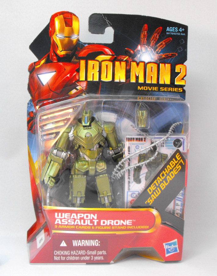 Ironman 2 - Weapon Assault Drone