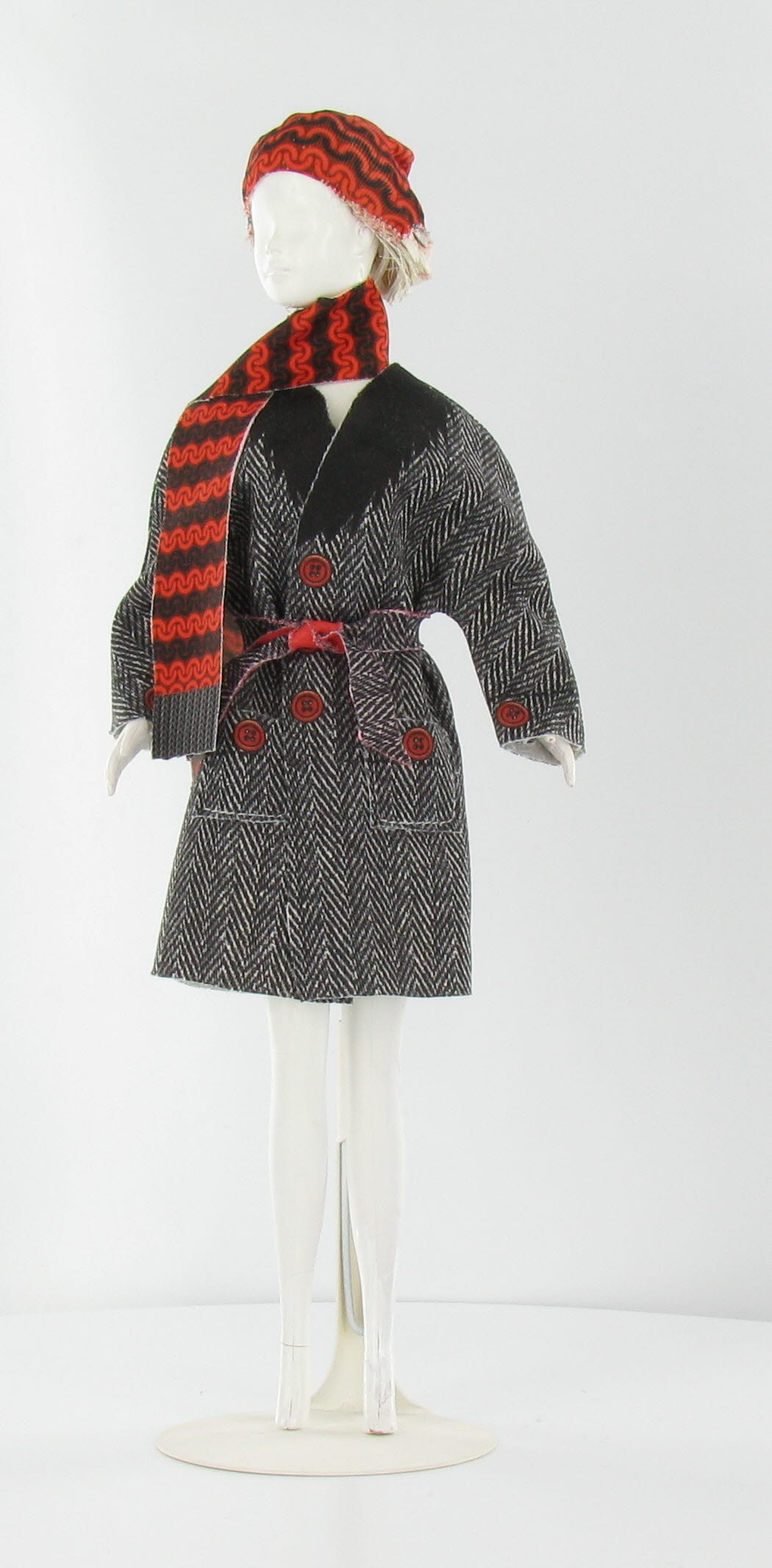 Dress Your Doll - Judy Tweed