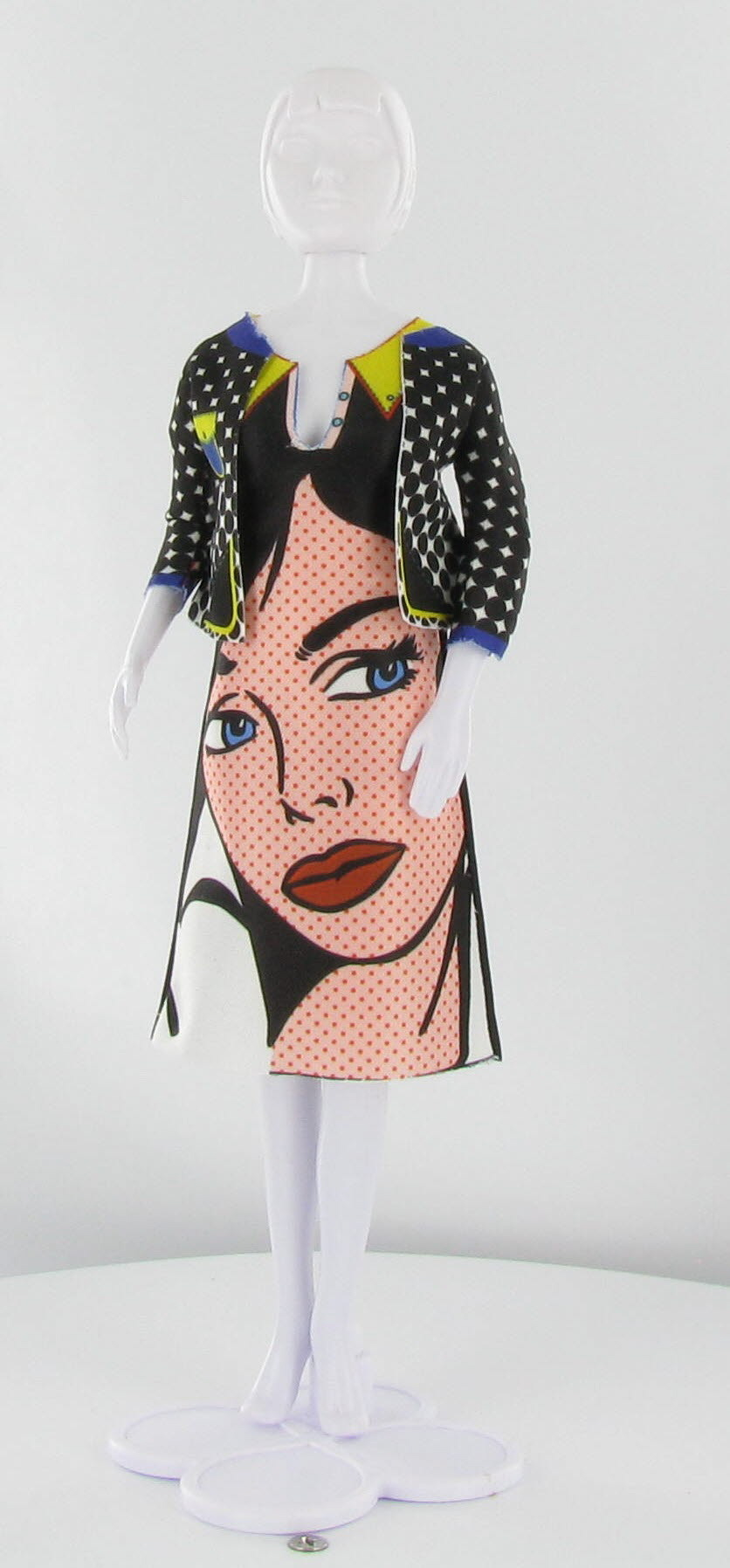 Dress Your Doll - Lizzy Pop Art