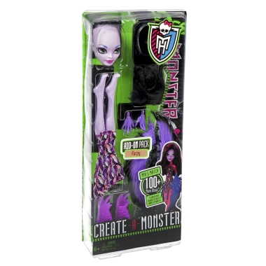 Monster High Create a Monster - Harpy Add-On Accessory Parts US version)