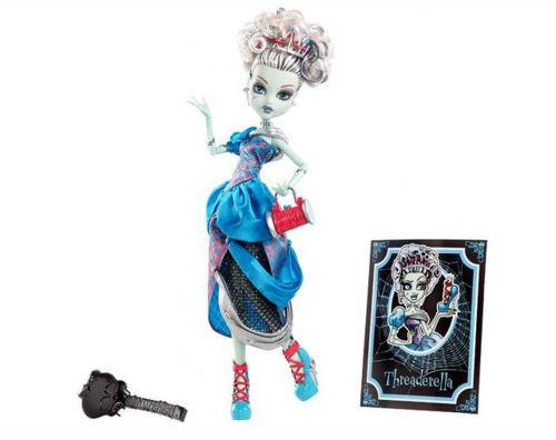 Monster High M�rchenpuppen - Frankierella (US-Version)
