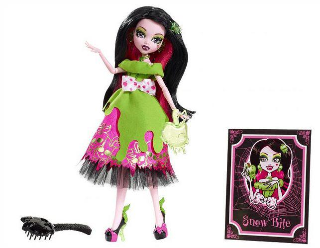 Monster High Fairy Tales - Snow Bite (US version)