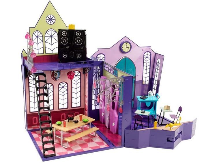 Monster High Playset High School (US version)