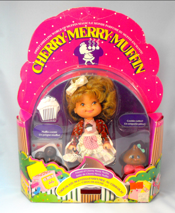 Cherry Merry Muffin - Chocolotti Doll