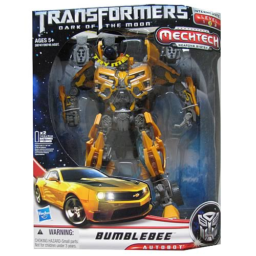 Transformers Dark of the Moon Leader Bumblebee