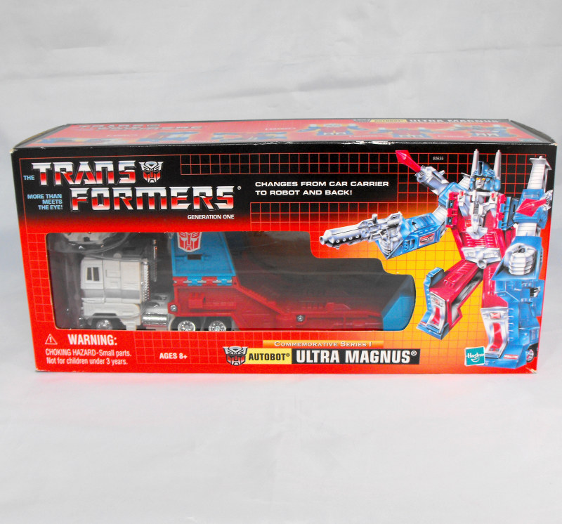 Transformers G1 Ultra Magnus
