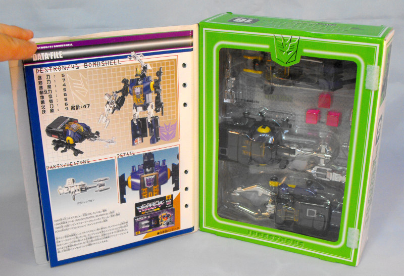 Transformers Collection Insecticons