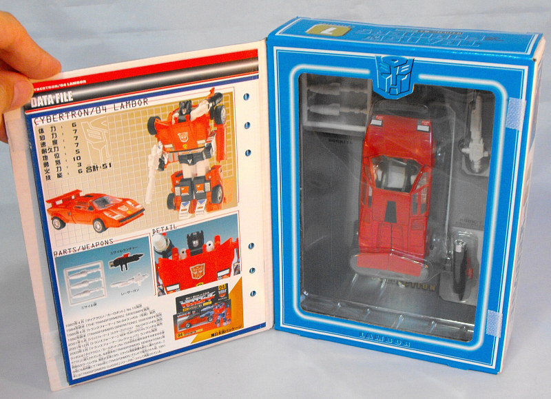 Transformers Collection Sideswipe