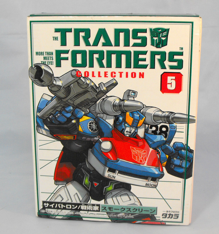 Transformers Collection Smokescreen