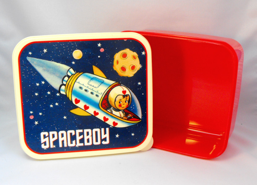 Spaceboy Lunchbox